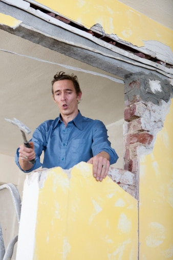 DIY renovation can release toxic lead paint dust unknowingly.